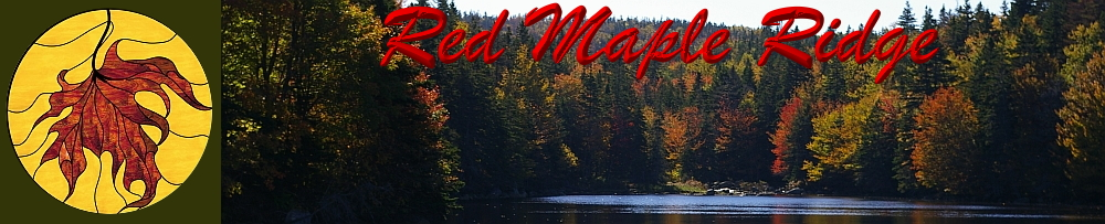 Red Maple Ridge Banner